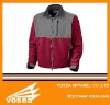Outer polar fleece jacket