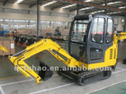 1.80Ton mini excavator FH18 with LAIDONG/YANMAR engine ce approved