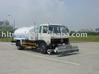road wash truck