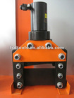 CWC-150 hydraulic press steel busbar cutting machine tools