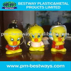 lovely plastic duck toy