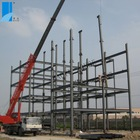 prefabricated steel structure school building(apartment)