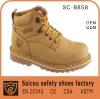 European standard steel toe shoes factory (SC-8858)