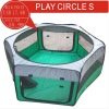 GREEN CAT CAGE, DOG CAGE, PLAY CERCLE S, PE PRODUCTS