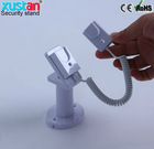 wholesale elegant and low price mobile phone security display stand with magnetic sensor