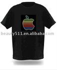 2010 Popular EL T-shirt k-178