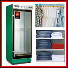 Modern Stainless steel Clothes Disinfection Cabinet