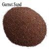 Garnet sand for watejeting cutting and sandblasting