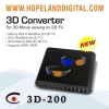 3D HDMI TV Converter Box