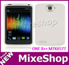 SmartPhone ONE X++ MTK6577 Dual Core 4.7 Inch Android 4.0 1G RAM 4G ROM 3G GPS SmartPhone