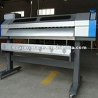 Cheapest 2 Pcs of DX5 head Eco Solvent Printer,1440DPI, SGS Approved,Europe Parts, Only One