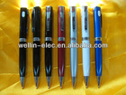 Promotion cheap LED pen light ballpoint pen with customized logo BZ264B