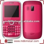Cheap 2 sim 2 standby TV qwerty keyboard mobiles phones N302