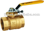 Gas Regulator Ball Valve For Kiln