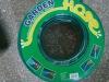 PVC garden hose reel