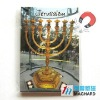 Iron Fridge Magnet Tourist souvenir Jerusalem