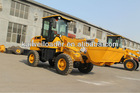 4WD 0.8 ton wheel loader with CE certification ZL08