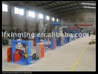 Power Cable Extrusion Line, plastic extrusion line