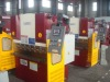 hydraulic press brake machine W67Y-30T/1320, CE and ISO