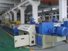 Windows Door Profile Double Screw Extrusion Production Line