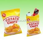 food grade plastic packaging for potato chips