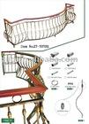 Balcony railing,Balcony railings,Steel handrailZY-SR001