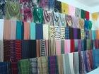 stock fashion scarf, knitted lady shawl scarf