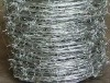 hot-dipped galvanized barbed iron wire (8#-27#)