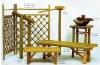 bamboo gardending set
