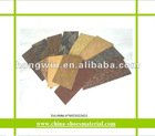Various hot sell and high quality cheap pvc sole sheet ship to India market