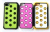defender mobilephone 3 in 1 combo cover for iphone 4 many color available