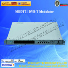 DVB-T Modulator (4 ASI IN;GPS 10Mhz\1pps;2 ASI OUT )