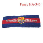Cheap fashion elastic embroidery headband