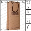 For XO embossing kraft paper carrier bag