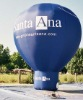Giant Advertising Inflatable Balloon in Full Blue