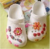 Soft shoe decoration