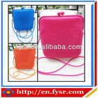 silicone unisex bag silicone bags for students silicone pouches