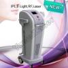 IPL RF E-light &laser beauty machine