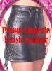gothic leather skirt,sexty leather skirt,leather clothing