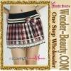 2012 New arrival school skirt
