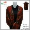 wholesale promotion hot seller circle pashmina