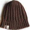 Free men's knit winter hat pattern