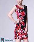 ladies fashion dresses women dresses sexy dress designer one piece dress ladies smart casual dress pencil skirt T201373
