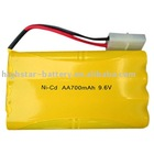 Rechargeable Battery Pack (9.6V 700mAh)