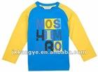 100% cotton t shirt for children