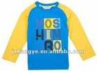 100% cotton t shirt for children