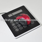 Multifuctional USB Hub Mouse Pad with Calculator