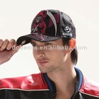 High quality unisex embroidered men's unique baseball cap