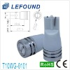 T10(194) Wedge 1W LED Automobile lamp