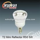 2012 T2 mini reflector R50 5W Economic CFL